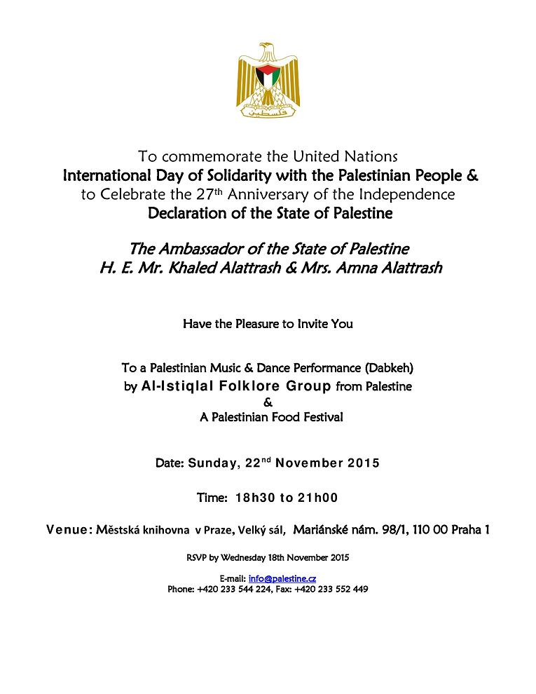 Invitation_International Day of Solidarity with Palestinian People_Prague 2015_small