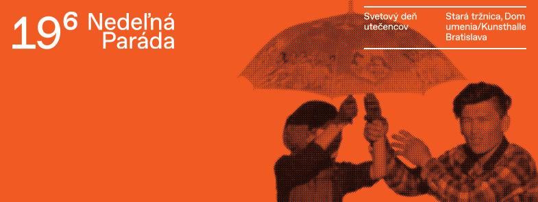 Deštníkový pochod Bratislava