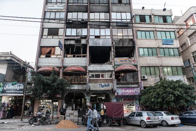 sl shuruq media building