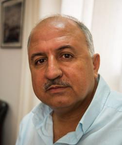Nader Abu Amsha. Foto: Skip Schiel. Zdroj: http://skipschiel.wordpress.com/2013/05/