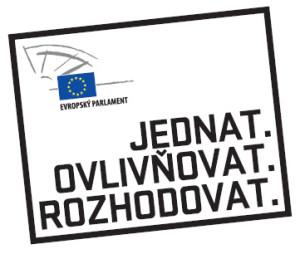 Oficiální logo evropských voleb 2014