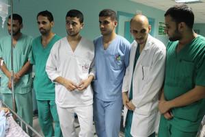 gaza hospital wafa3
