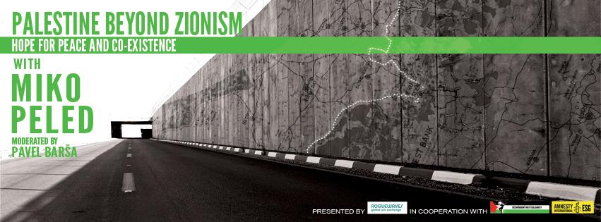 Palestine Beyond Zionism