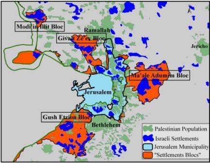 Jerusalem block English Small